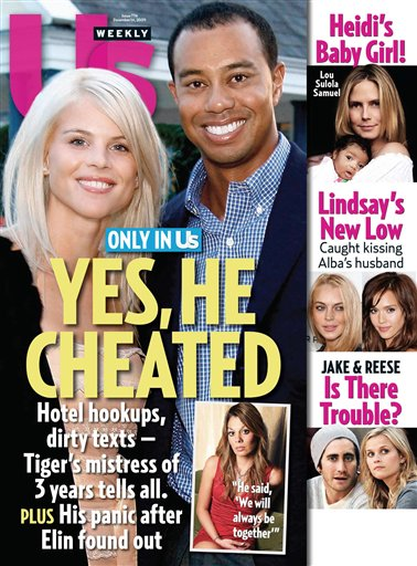 The Tiger Woods Scandal: The Fall of a Star