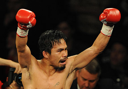 Manny Pacquiao – Learn From His Work Ethics
