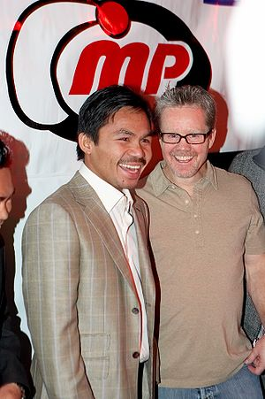 Pacman:  Manny Pacquiao to fight 'mystery' opponent on May 7