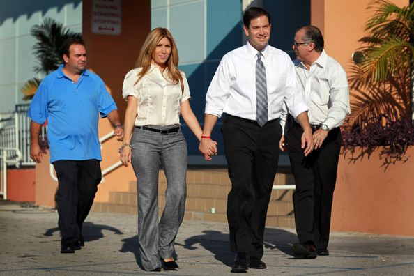 Jeanette Dousdebes Rubio: Wife of Florida Senator is smokin' Hot