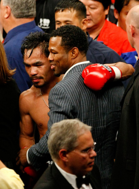 BleacherReport:  Manny Pacquiao Must Knock Out Shane Mosley To Appease Angry Critics and Fans