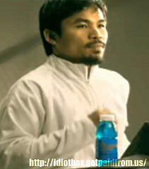 Spotlight:  Pacquiao among CNN's Top 20 stories of 2010